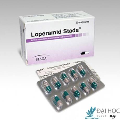 Thuốc loperamide