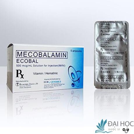 Thuốc mecobalamin