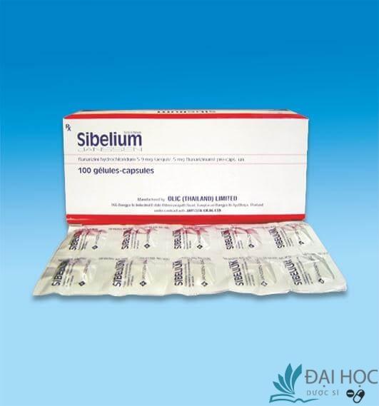 Thuốc sibelium