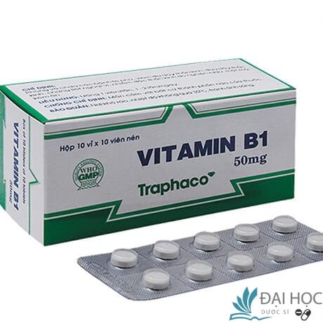 Thuốc vitamin b1