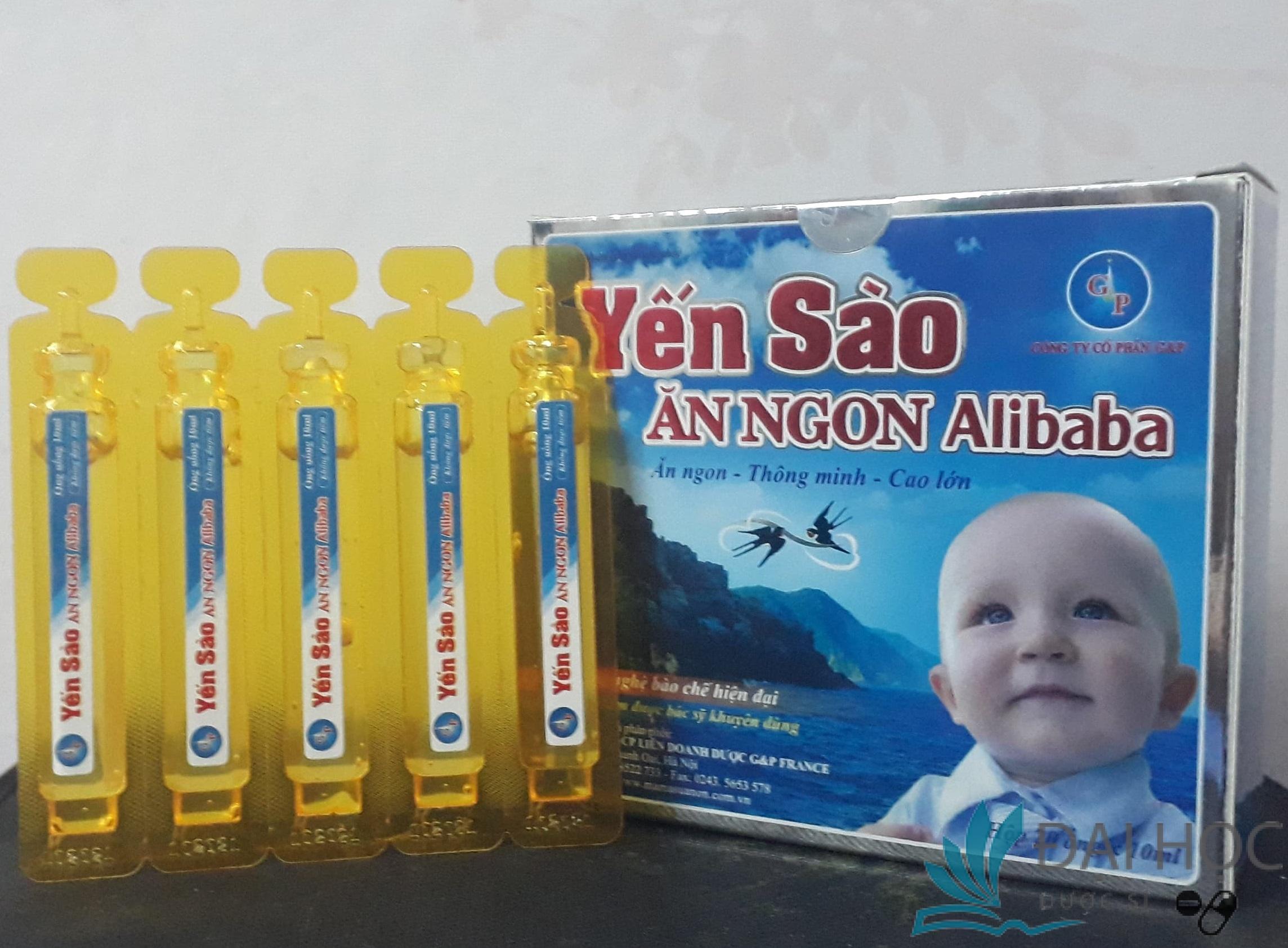 Yến sào ăn ngon alibaba