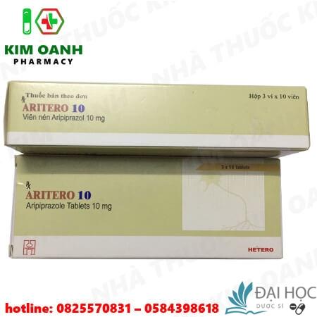 Thuốc aritero 10