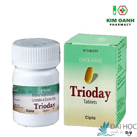 thuốc trioday