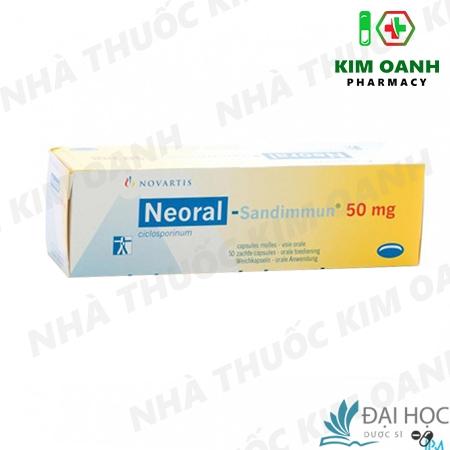 Thuốc neoral
