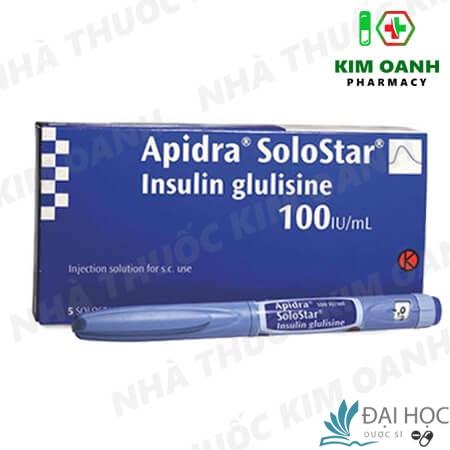 thuốc apidra solostar