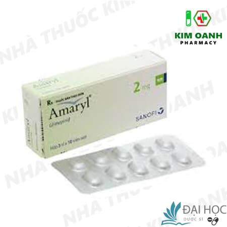 amaryl 2mg