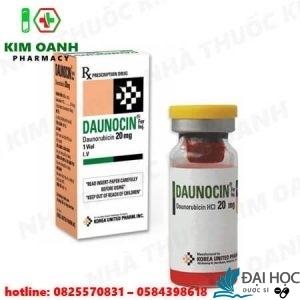 Thuốc daunocin