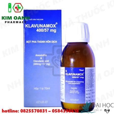 klavunamox
