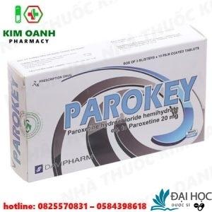 parokey