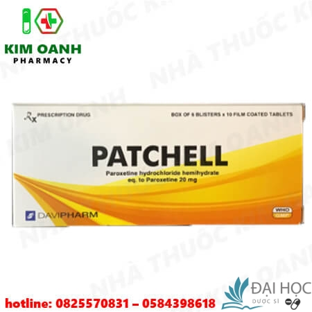 Thuốc patchell