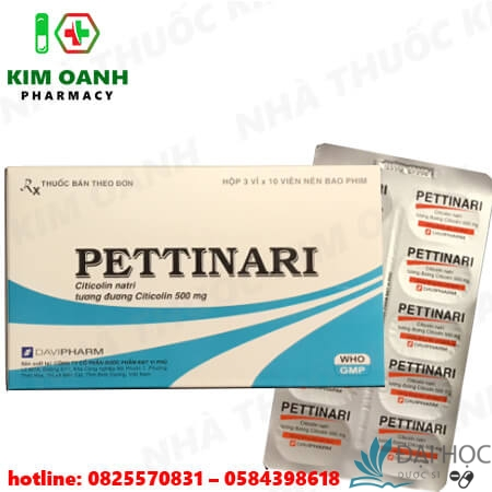 Thuốc pettinari