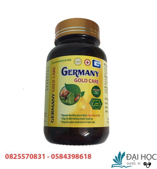germany gold care giá bao nhiêu