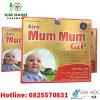 Siro mum mum giúp bé tăng cường hấp thu chất dinh dưỡng