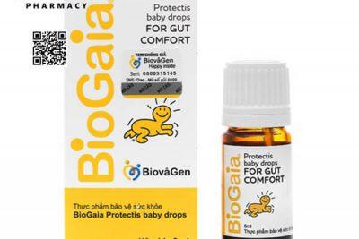 [CẢNH BÁO] Cách phân biệt men biogaia chính hãng, biogaia thật giả