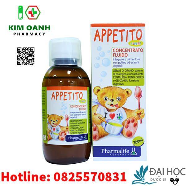 fitobimbi appetito giúp bé ăn ngon miệng